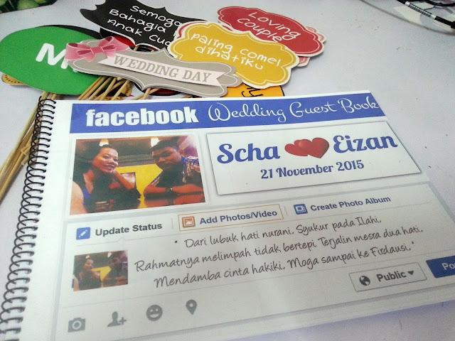 weeding tema facebook