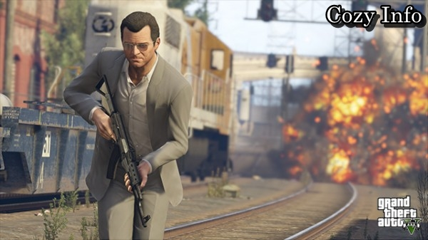 Tanggal Rilis GTA V (Grand Theft Auto 5) PC