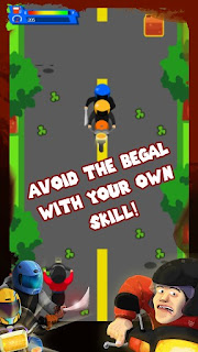 Escape From Begal Terbaru 2015 For Android