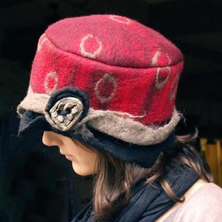 Валяние  валяные головные уборы  шапки шляпки