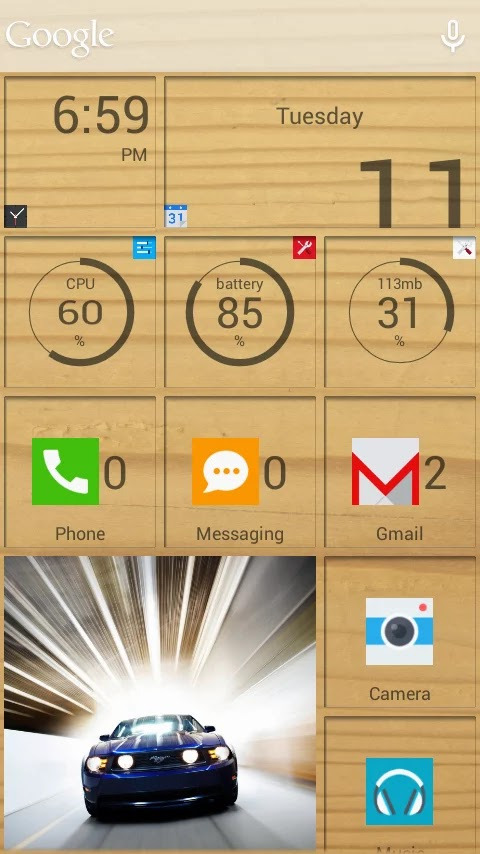 SquareHome.Phone (Launcher) Full v1.4.13
