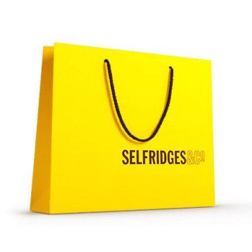 holly goes lightly: Selfridges & Anya Hindmarch Bespoke