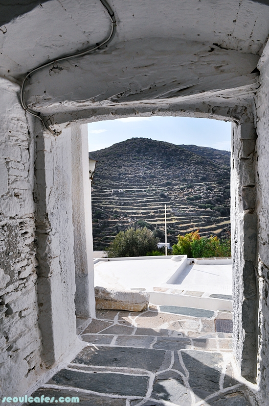 sifnos greece greek island kastro