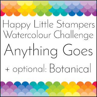 HLS October Watercolour Challenge
