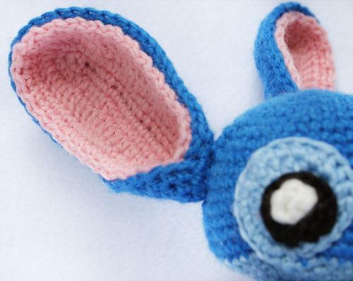 Orecchie Stitch amigurumi