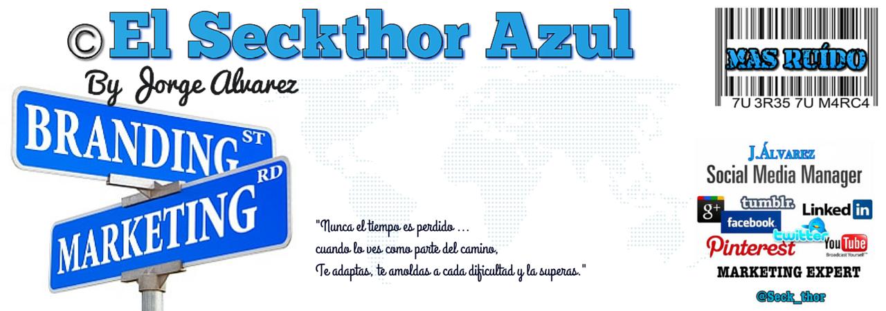 El Seckthor Azul