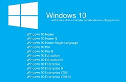 Windows 10 All in One Multiple Editions ISO 32 64 Bit Free Download
