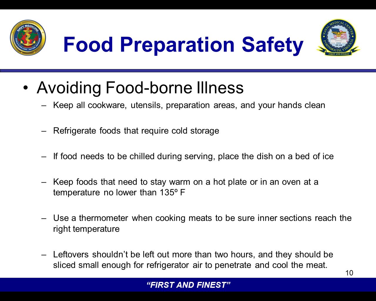thanksgiving safety brief food preparation safety commander s blog