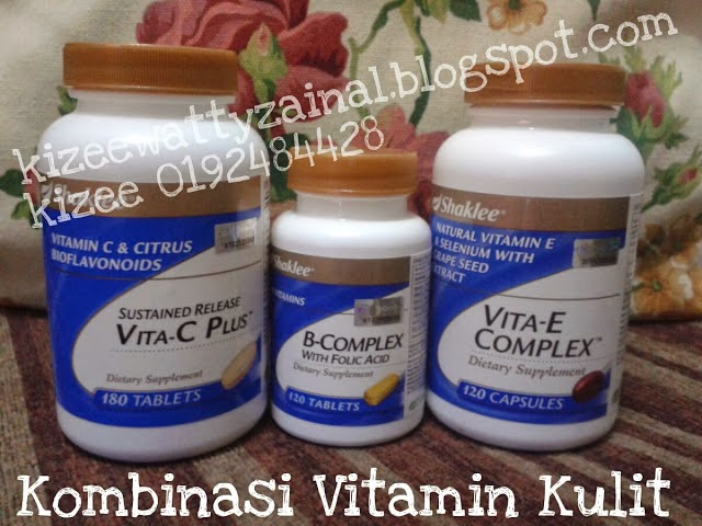 Vitamin Anti Penuaan Kulit