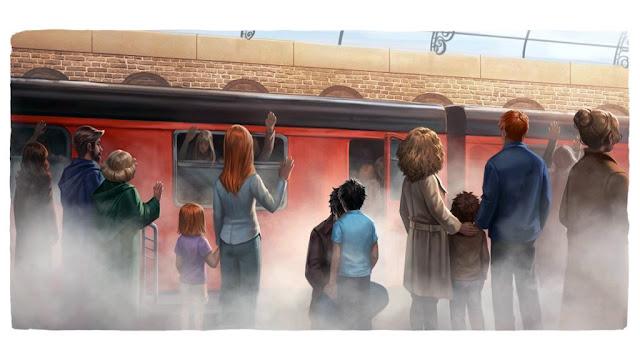 Harry Potter e i Doni della Morte: Diciannove anni dopo