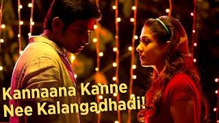 Naanum Rowdy Dhaan – Kannaana Kanne _ Lyric Video _ Sean Roldan _ Anirudh _ Vignesh Shivan