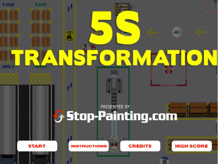 5´S Transformation Game