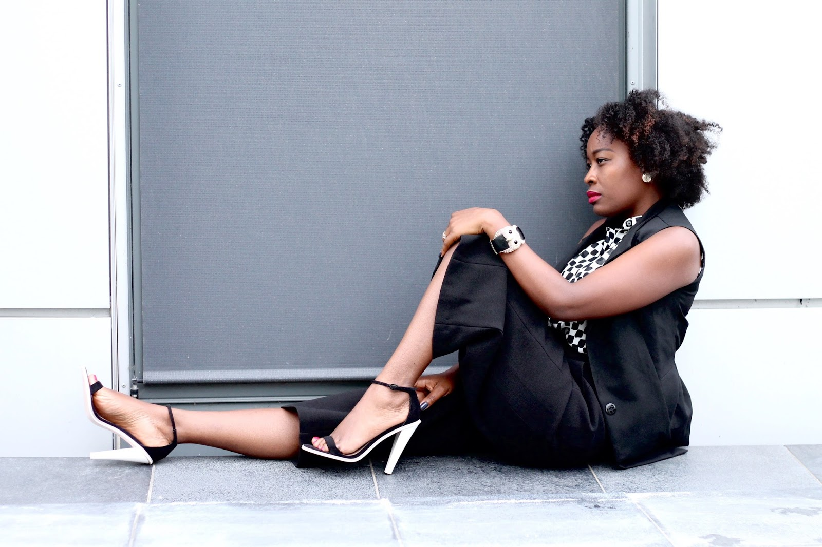 blog mode-blog tendance-tenue chic-chaussures asos-black and white