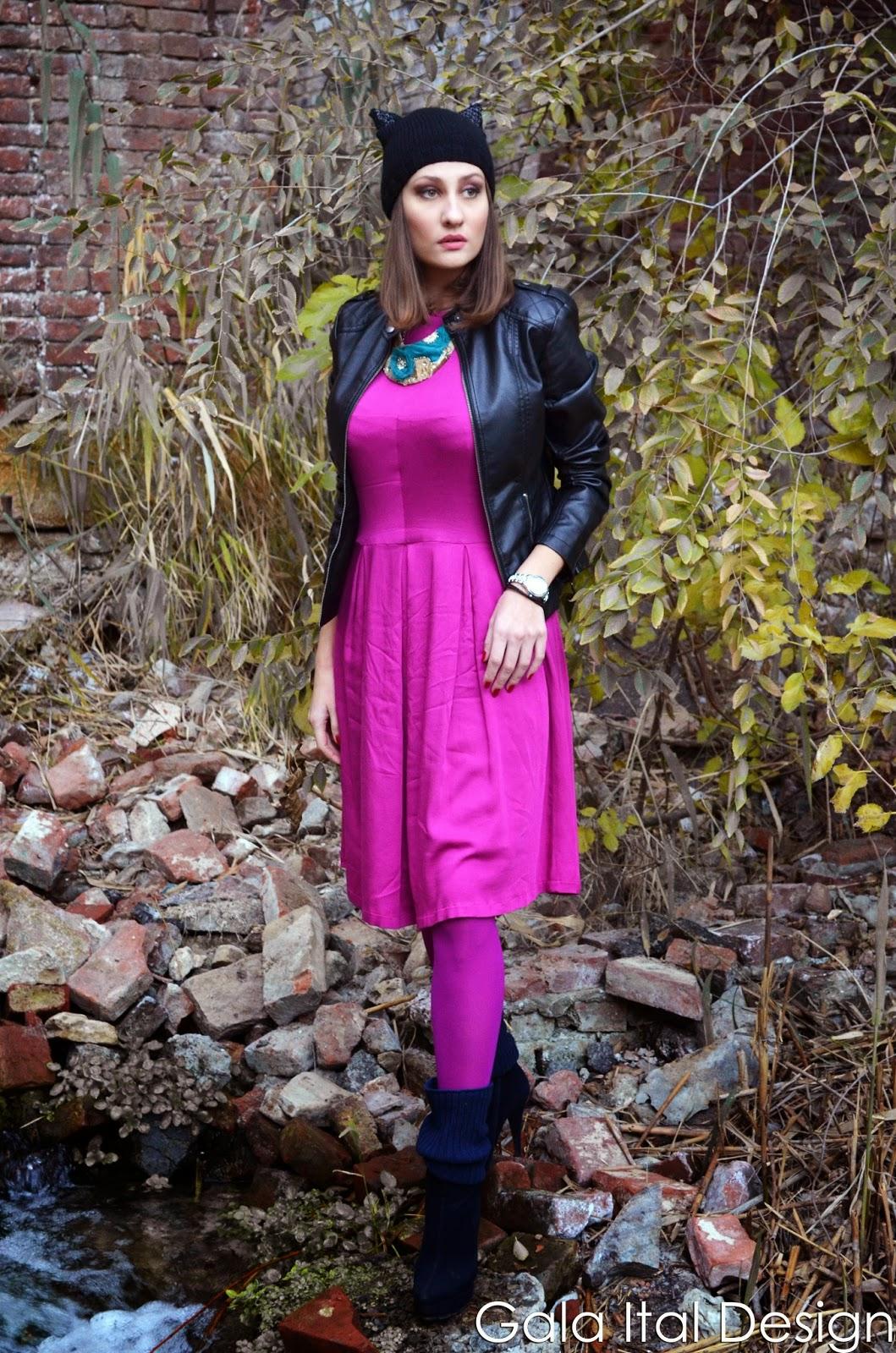осень, мода 2015