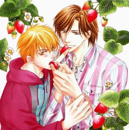 30+calorie p003 1 - Yaoi Manga Önerileri !! - Figurex Manga