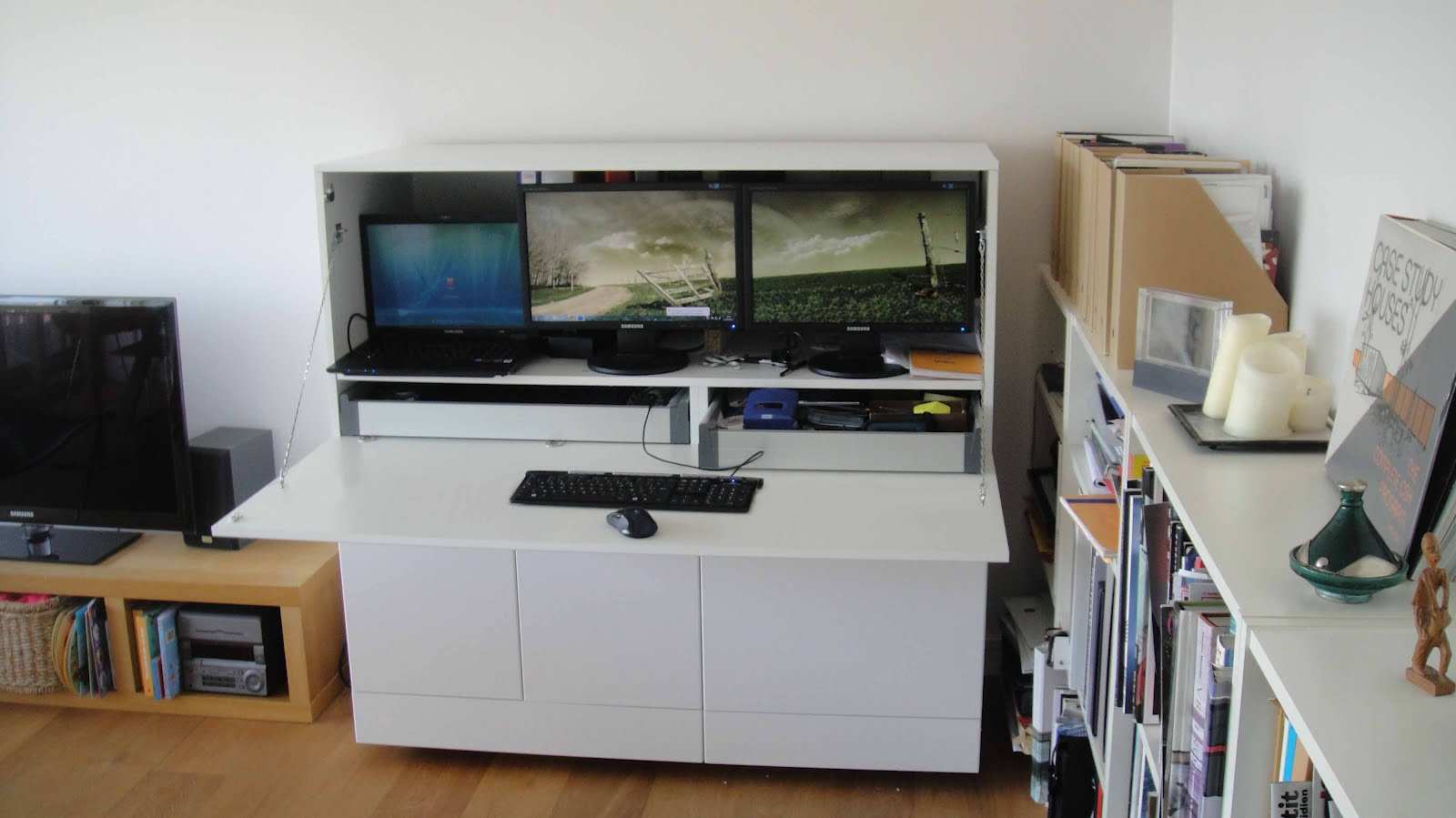 Box Office multimedia workstation - Home Decoration Views