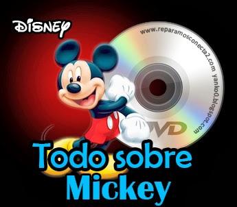 Todo sobre Mickey | 1935 / 1938 | Mickey a todo color