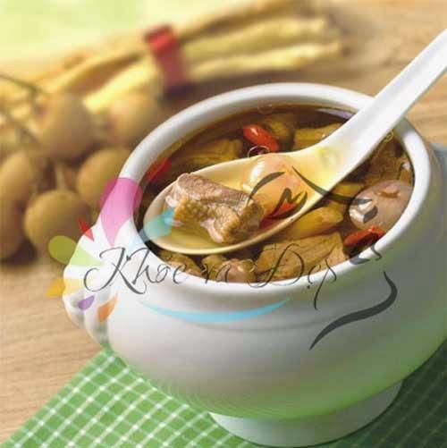 Uống trà và các loại canh giúp giảm cân (P1)