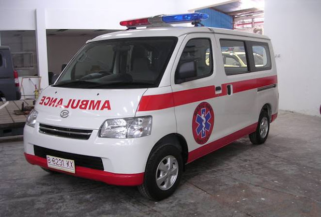 Gran Max Ambulan