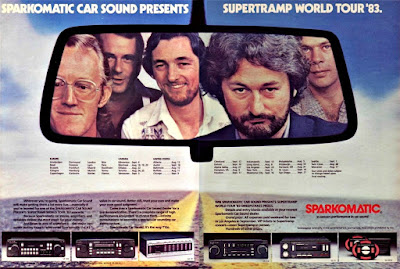 supertramp sparkomatic car audio