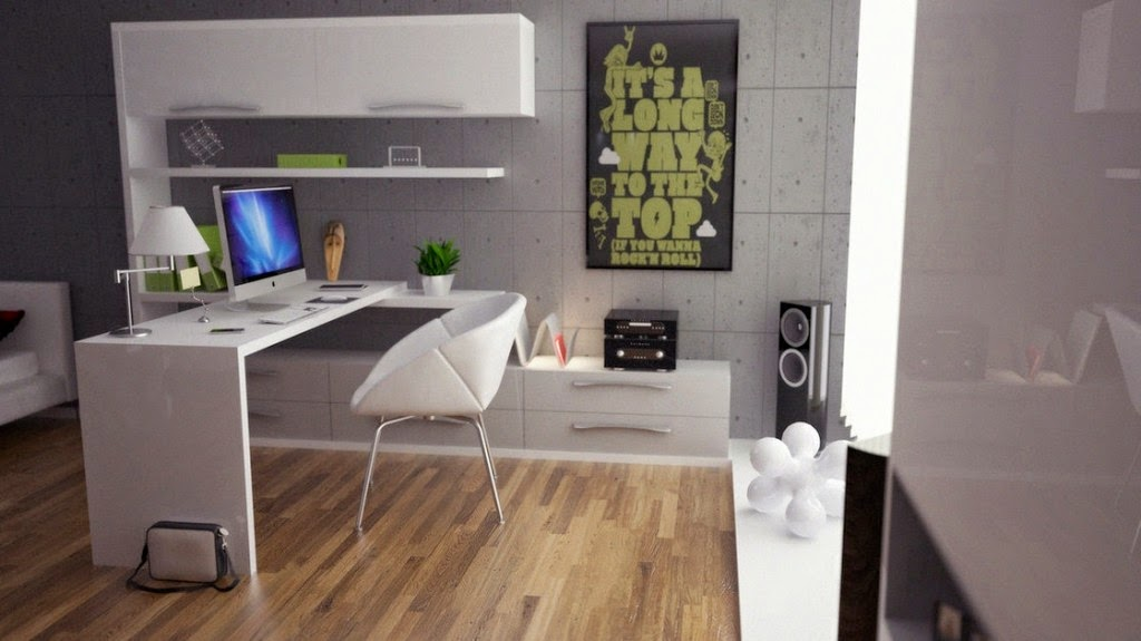 modern work office decorating ideas : 15 inspiring designs