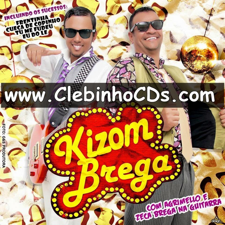 Kizombrega CD 2014