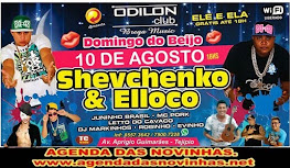ODILON CLUB BREGA MUSIC