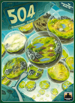 504 board game - Friedmann Friese