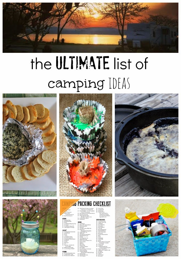 So Obviously Im Excited To Be Part Of Todays Fun Camping Themed Blog Hop Just In Time Many Great Ideas Here That Will Really Helpful For The
