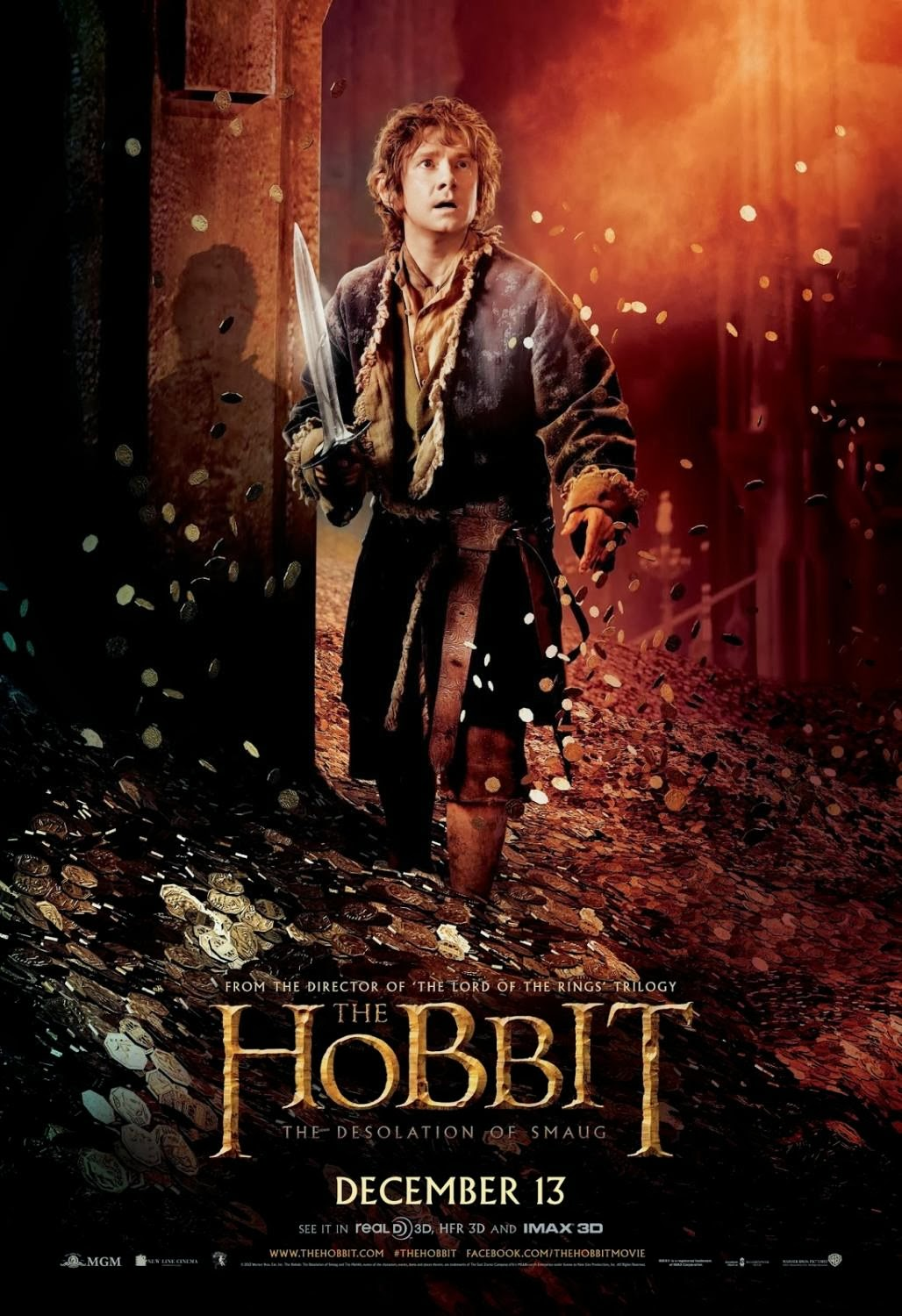 The Hobbit Movie Blog: Five New Posters, Two Stills for ...