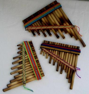 Bamboo Pan Flute4