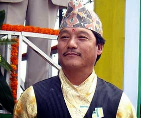 Bimal Gurung wishes Eid Mubarak to all Muslim community