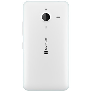 Microsoft Lumia 640 XL (rear)