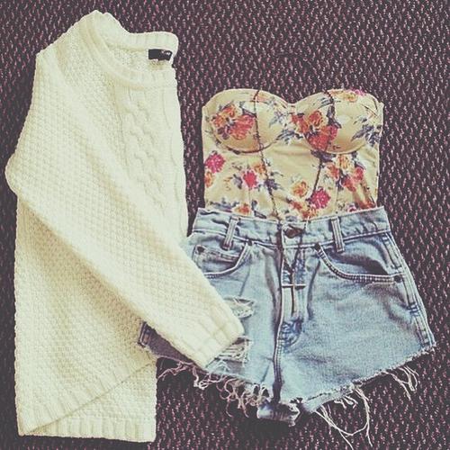 Outfits para cada día de tu vida