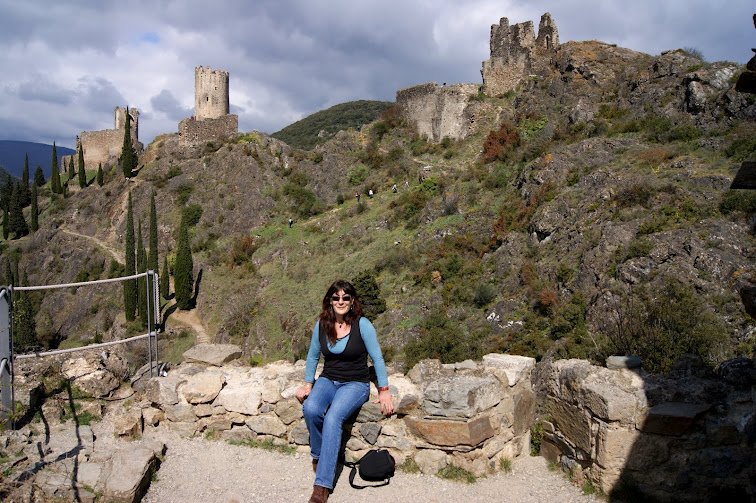 Castillos de Lastours  (País Cátaro)