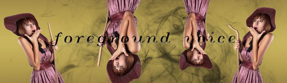 foreground-voice