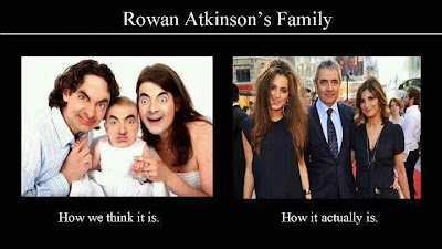 Mr Bean's Family