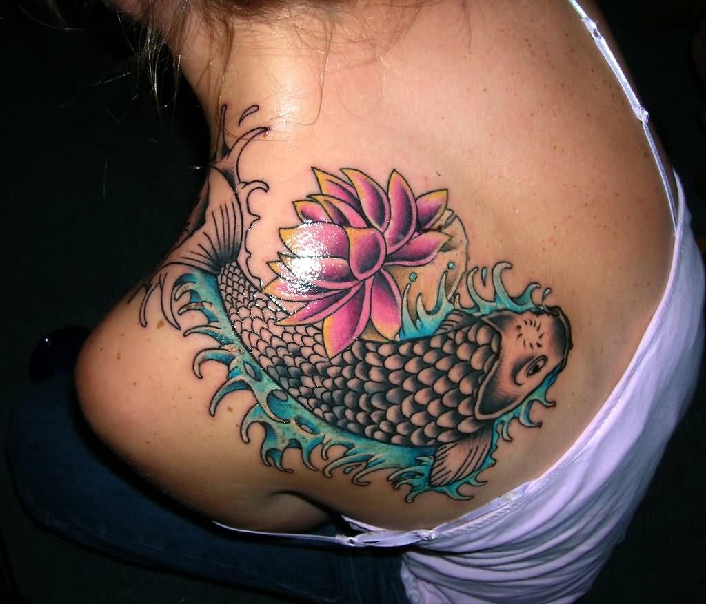 Tatouage fleur de cerisier Blog Tatoupourtoi  - tatouage fleur de cerisier