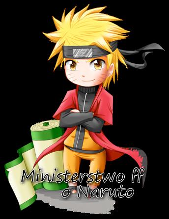 Ministerstwo FF o Naruto