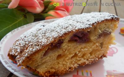 Q b le ricette light torta con uva bianca e uva nera - Calorie uva bianca da tavola ...