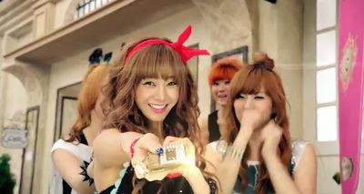 G.NA Top Girl