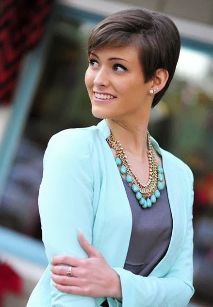Short Hair Style Guide And Photo Pixie Haircut For Women