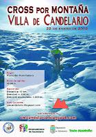 Primer Cross por Montaña Villa de Candelario Salamanca