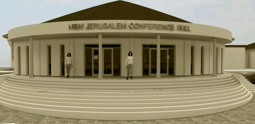 VISIT  US @ NEW JERUSALEM CHURCH KIGALI