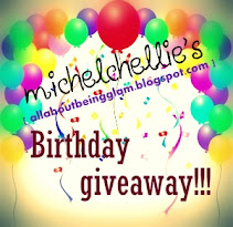Huge Birthday Giveaway
