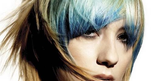 Hairstyle Tryer : 2012 Punk Hair Color Trends