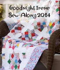 Goodnight Irene Quilt Sew A Long
