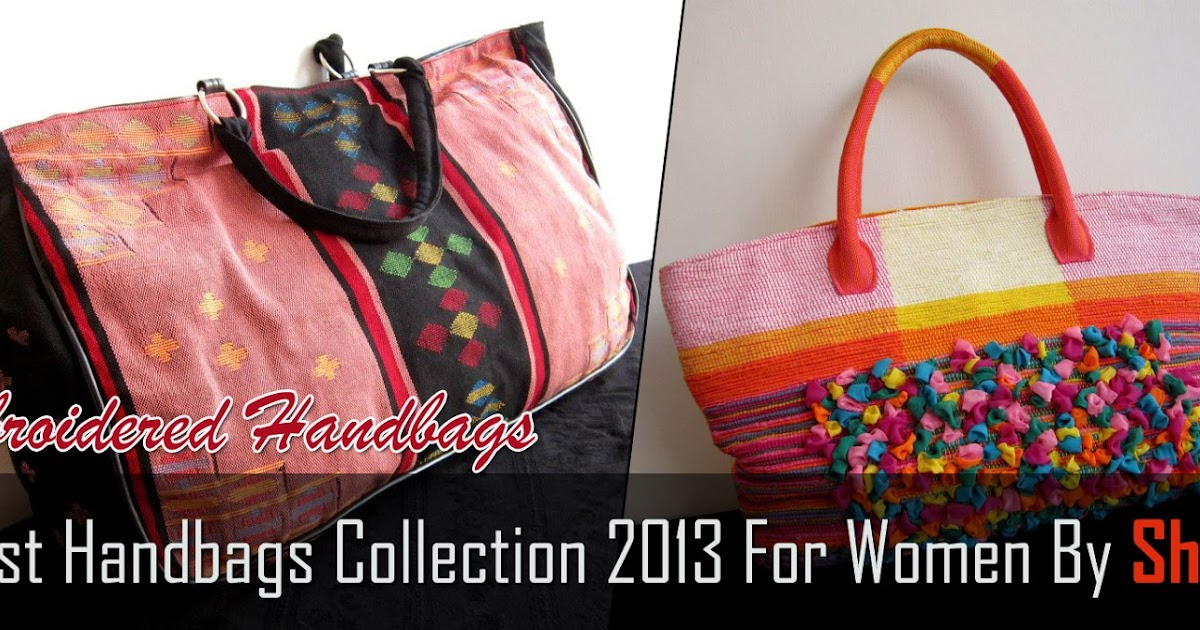 Hand bags collection which was