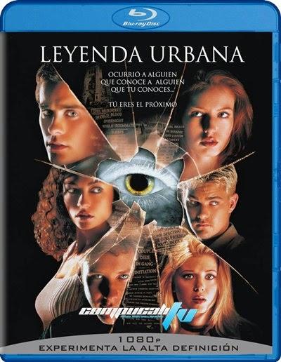 Leyenda urbana 1998 HD Latino 1080p