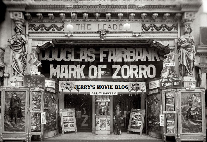 Jerry's Movie Blog